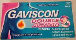 Gaviscon Double Action Tablets 32's