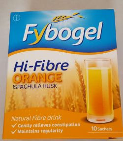 Fybogel Hi-Fibre Orange Sachets 10's