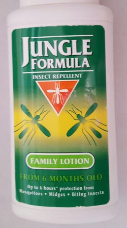Jungle Formula Insect Repellent Family Lotion