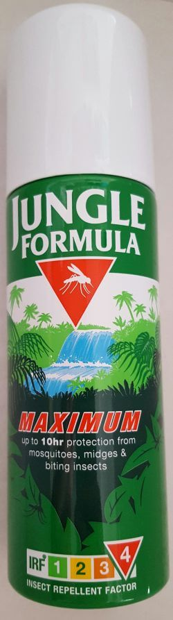 Jungle Formula Maximum Aerosol 150mls