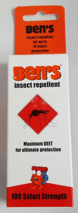 Ben's Insect Repellent Pump Spray 37ml