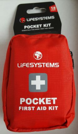 Lifesytems Pocket First Aid Kit