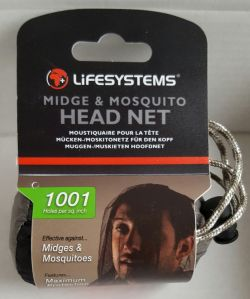 Lifesytems Midge & Mosquito Head Net