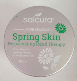 Salcura Spring Skin Rejuvenating Hand Therapy 85ml