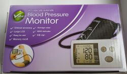 Value Health Blood Pressure Moinitor