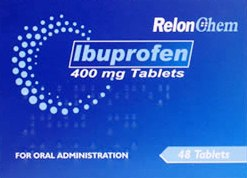 Ibuprofen 400mg 48 Tablets
