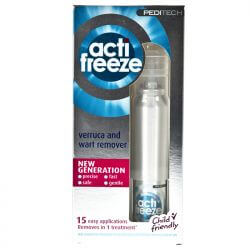 Acti Freeze (PediTech) Verruca and Wart Remover