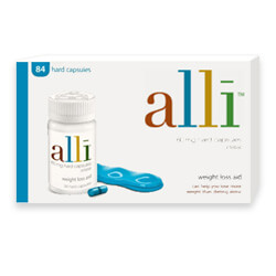 Alli 60mg Triple Pack 3 x 84 Capsule