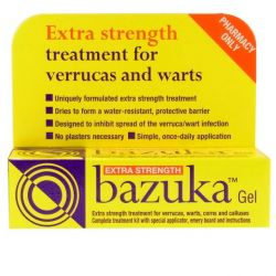 Bazuka Extra Strength 5g Gel
