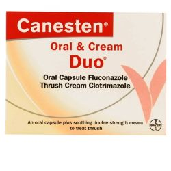 Canesten Duo Oral & Cream