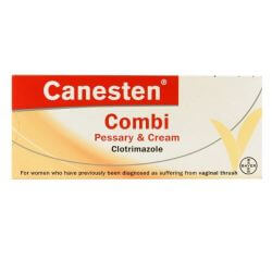 Canesten Combi Pessary and Cream