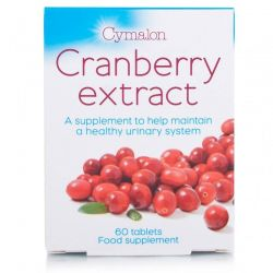 Cymalon Cranberry Extract 60 Tablets