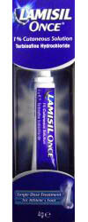 Lamisil Once (Terbinafine) 1% Solution