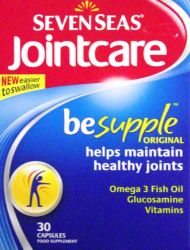 SevenSeas Jointcare Be Supple 30 Capsules