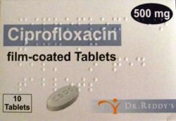 Ciprofloxacin 500mg 6 Tablets