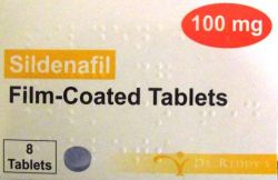 Sildenafil 100mg 8 Tablets