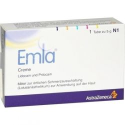 Emla Cream 5g with Dressing