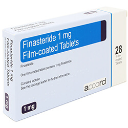 Finasteride 1mg  28 Tablets For Hair Loss