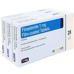 Finasteride 1mg 84 Tablets For Hair Loss