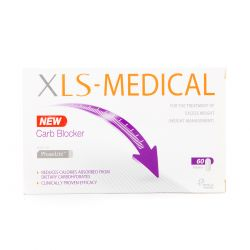 XLS-Medical Carb Blocker 60 Tablets