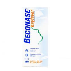 Beconase Non Drowsy Hayfever Relief Nasal Spray 180 Doses