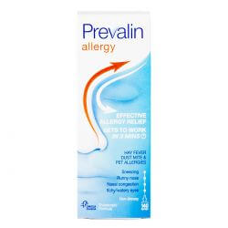 Prevalin Allergy Adult Nasal Spray 140 Sprays