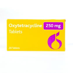 Oxytetracycline 250mg 28 Tablets