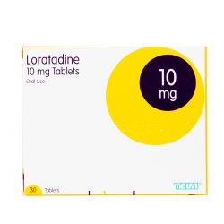Loratadine 10mg 30 Tablets