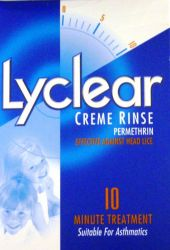 Lyclear Creme Rinse Twin Pack 2x59ml