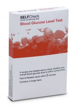 Blood Glucose Level Test