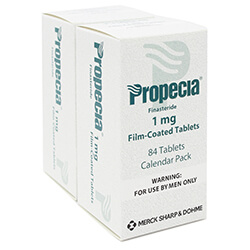 Propecia (Finasteride) 1mg 168 Tablets For Hair Loss