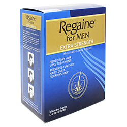 Regaine For Men Triple Pack Scalp Foam 3 x 60g