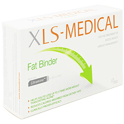 XLS-Medical Fat Binder 180 Tablets Triple Pack