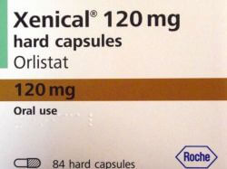 Xenical (Orlistat) 120mg 252 Capsules