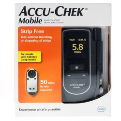 Accu-Chek Mobile Blood Glucose Monitor