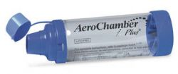 Aerochamber Plus Inhaler Spacer mouthpiece