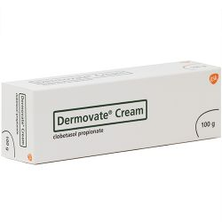 Dermovate (Clobetasol Propionate) 0.05% Cream 100g