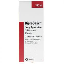 Diprosalic Scalp Application 100ml