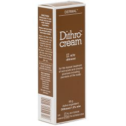 Dithrocream 1% 50g (DITHRANOL)