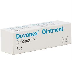 Dovonex Ointment 50mcg 30g (Calcipotriol)