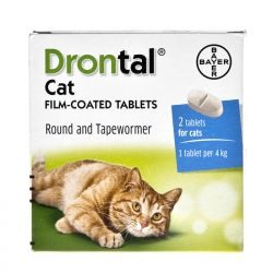 Drontal Cat 2 Pipettes