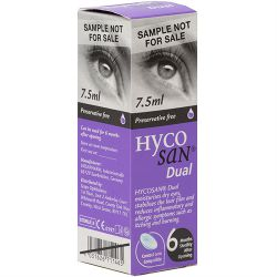 HycoSan Dual Preservative Free 7.5ml