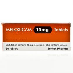 Meloxicam 15mg 30 Tablets