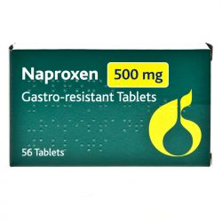 Naproxen 500mg 56 Gastro-Resistant Tablets
