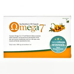 Omega 7 Sea Buckthorn Oil 60 Capsules