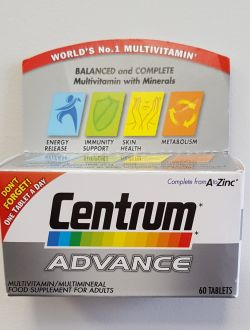 Centrum Advance 90 Tablets (3x30)