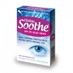 Clinitas Soothe 0.5ml (1x20 units)