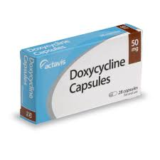 Doxycycline 50mg 56 Capsules
