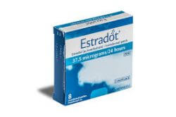 Estradot (Estradiol) 37.5mcg Patches 8