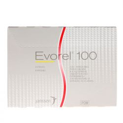 Evorel (Estradiol) 100mcg Patches 24